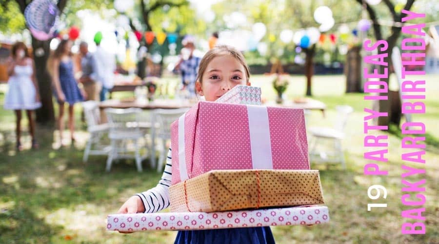 Backyard Birthday Party Ideas For 10 Year Olds