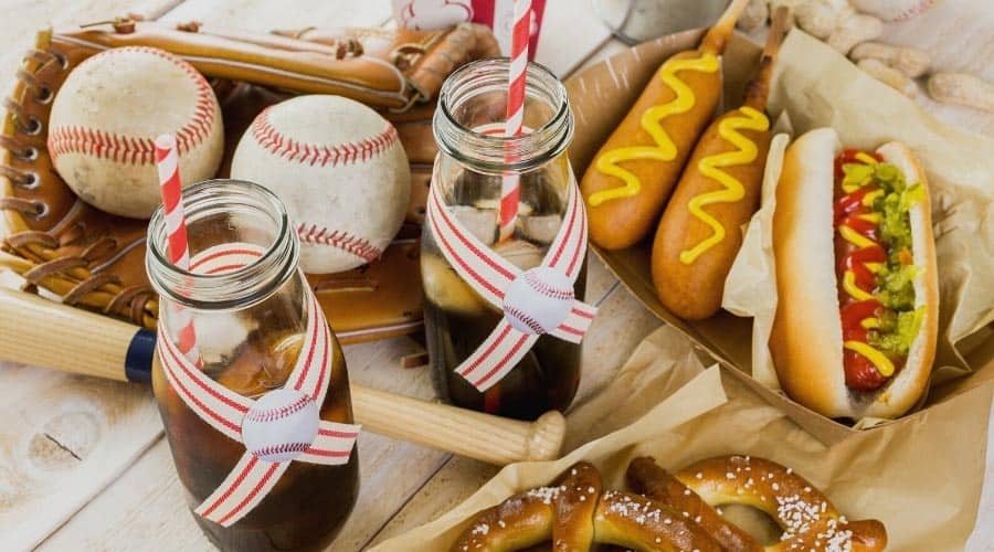 Ideas For Baseball Party