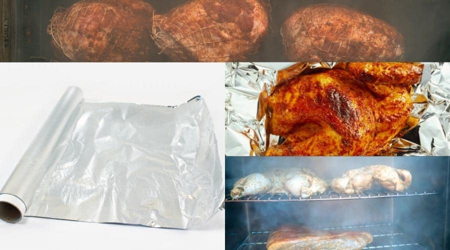 Can You Use Aluminum Foil In An Electric Smoker