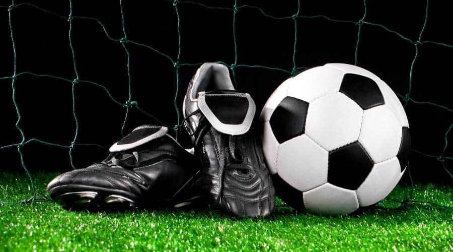 Kangaroo Leather Soccer Cleats