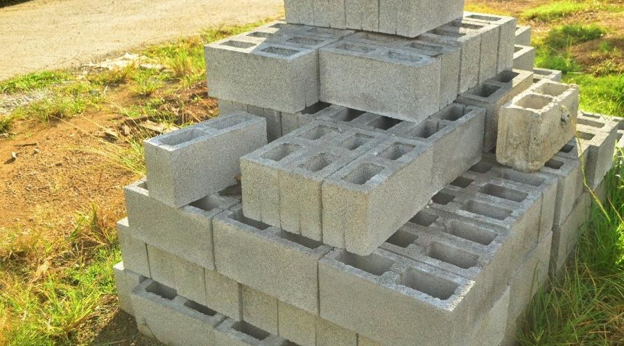 How Many Blocks Do I Need To Build A Shed